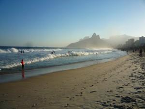 La plage d'Ipanema-1060431