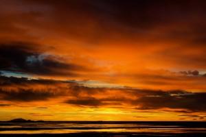Bolivie-Désert de sel de Uyuni